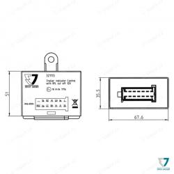 Náhradní modul 321113, Erich Jaeger