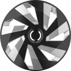 Poklice VECTOR RC 13 black/silver