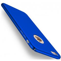Silikonový kryt pro Apple iPhone 7 plus, modrý SIXTOL