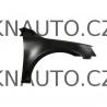 přední blatník Škoda Octavia III do 2017 - pravý