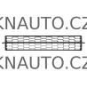 mřížka předního nárazník škoda octavia od roku 2013 střední pro mlh - 5E08536779B9