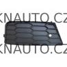 mřížka předního nárazník škoda octavia RS od roku 2013 pravá - 5E0807682B