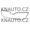 rám mřížky chladiče (maska) škoda octavia III od 2013 - chrom