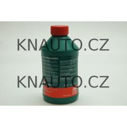 Hydraulický olej SWAG (servo řízení) zelená