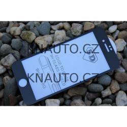 """9H / 5D ochranné tvrzené sklo pro iPhone 7 / 8 (4.7""""), černé 5900495662453"""