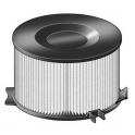 Filtr, vzduch v interiéru CORTECO 80000028 VW T4