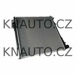 Chladic vody BMW x5 e53, 3,0 a 4,4 - 17107544668