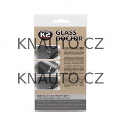 K2 GLASS DOCTOR - sada na opravu čelního skla