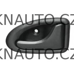 vnitřní klika předních dveří  Renault Master a Mascott IVECO Daily II 1999-2006 - levá