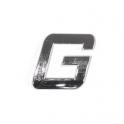 Znak G samolepící PLASTIC
