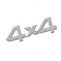 Znak 4x4 samolepící PLASTIC