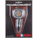 SHERON pneuměřič kovový 450 kPa