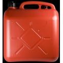 SHERON kanystr na PHM 10 lt červený