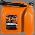 SHERON kombinovaný kanystr 6+2,5 lt oranžový