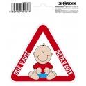 SHERON Samolepka - DÍTĚ V AUTĚ
