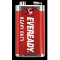 EVEREADY RED zinkochlorid 9V/1