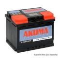 Autobaterie AKUMA 12V 55 Ah 480A Komfort
