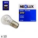 NEOLUX Standart P21W/5W 24V/N334