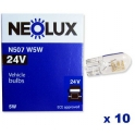 NEOLUX Standart W5W 24V/N507