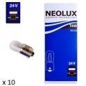 NEOLUX Standart T4W 24V/N249