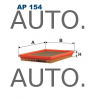 Vzduchový filtr FILTRON Honda, Nissan, Subaru - 16546-AA030