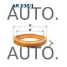 Vzduchový filtr FILTRON Mercedes Benz - 0020948804