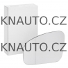 Levá vložka zpětného zrcátka WIEW MAX Škoda Fabia II, Roomster - 5J0857521H