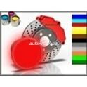 Barva na brzdové třmeny a motor kelímek 250 ml červená