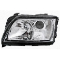 Hlavní reflektor H1/H1 Audi A6 (C4) - levý TYC