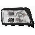 Hlavní reflektor H1/H1/H3 Audi A6 (C4) - pravý TYC