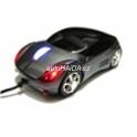 USB myš auto k PC optická tuning svítící grafitová