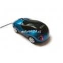Myš auto k PC optická USB M7000 modrá