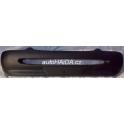 Přední černý nárazník s výztuhou Ford Escort mk VII