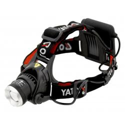 Svítilna čelovka LED XM-L2 CREE 10W, 450 lm