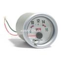 Palubní přístroj - voltmetr 7 color
