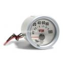 Palubní přístroj - tlak oleje 7 color