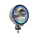 Světlo OFF ROAD CHROM + blue LED 1ks