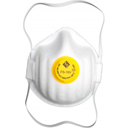 Respirátor s ventilem 3ks FFP1 EN 149:2001