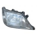 Hlavní reflektor H1/H1/H7 Mercedes Sprinter 2000-2002 - pravý