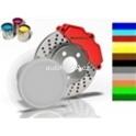 Barva na brzdové třmeny a motor kelímek 250 ml stříbrná