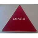 Reflexní trojúhelník pro pøívìs - 140mm