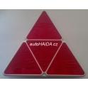Reflexní trojúhelník pro pøívìs - 150mm