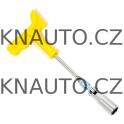 Klíč na svíčky ERGO 16 mm