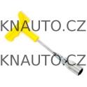 Klíč na svíčky ERGO 21 mm