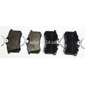 Brzdové destičky FAW20961.15.2 VW Golf, Vento, Passat, Polo, Seat Cordoba, Ibiza, Toledo, Ranault, Peugeot - zadní