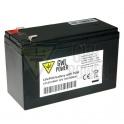 GWL/Power LiFePO4 Battery Pack (12V/7Ah PCM)