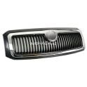 Mřížka (maska) Škoda Fabia I Facelift - 6Y0853661739,6Y0853668B