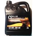 olej CS line 5W40 5 L | CS oil SAE 5W-40, API SM/CF