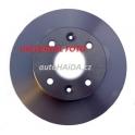Brzdové kotouče (2ks) SRL S71-0295