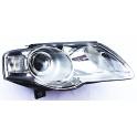 Hlavni reflektor DJAUTO H7/H7 VW Passat B6 - pravý